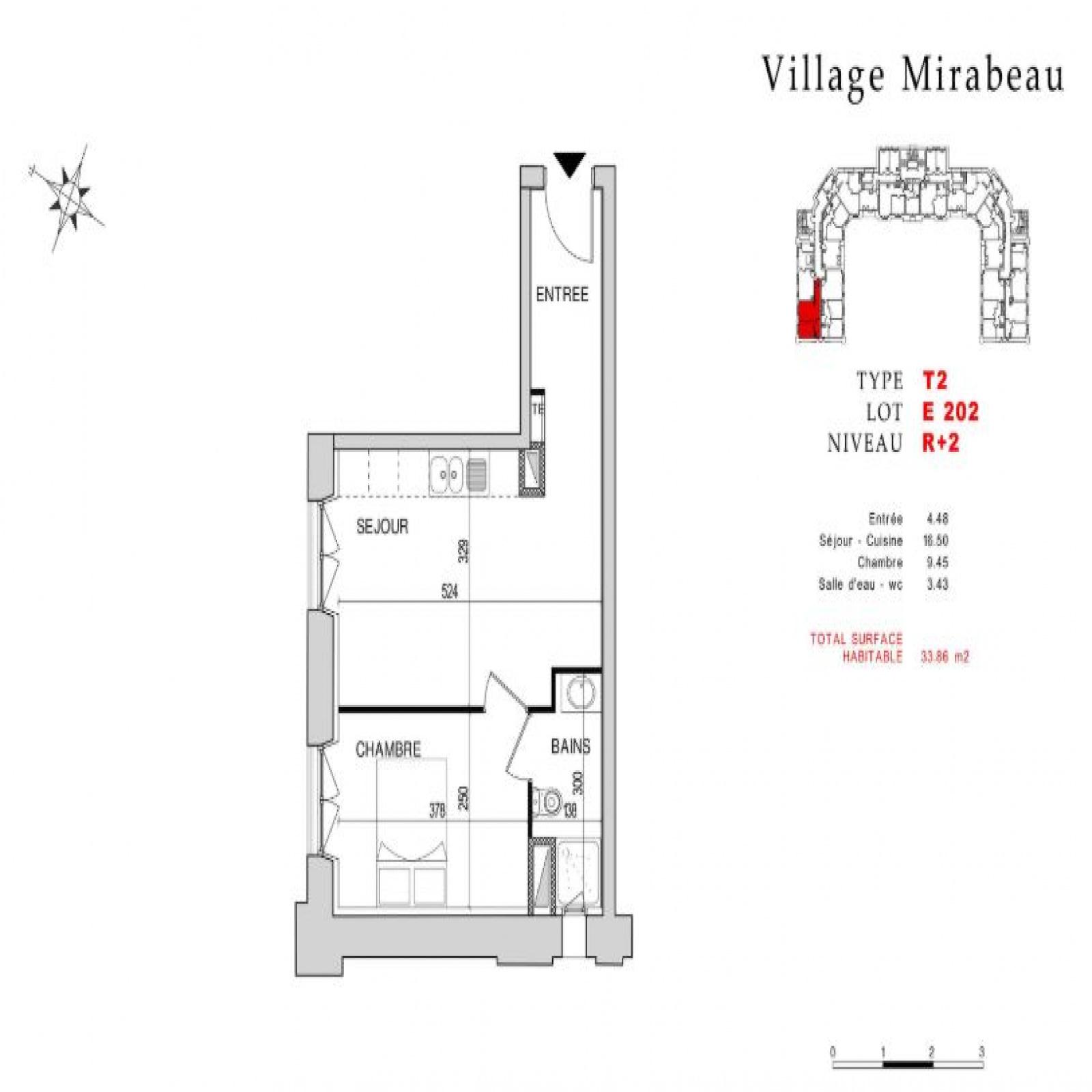 Image_1, Appartement, Marseille, ref :E202