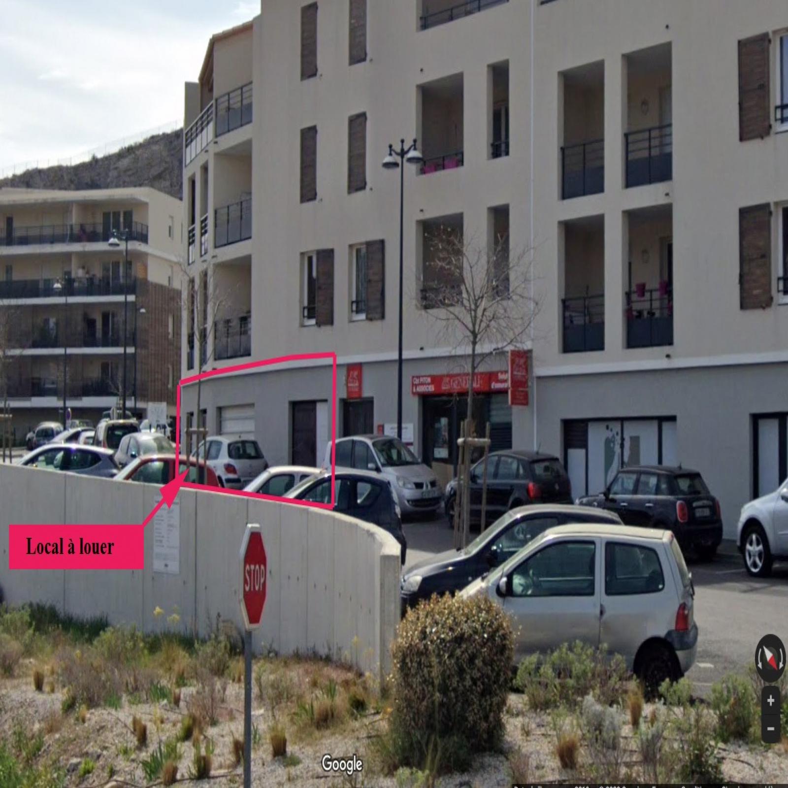 Image_1, Local commercial, Septèmes-les-Vallons, ref :