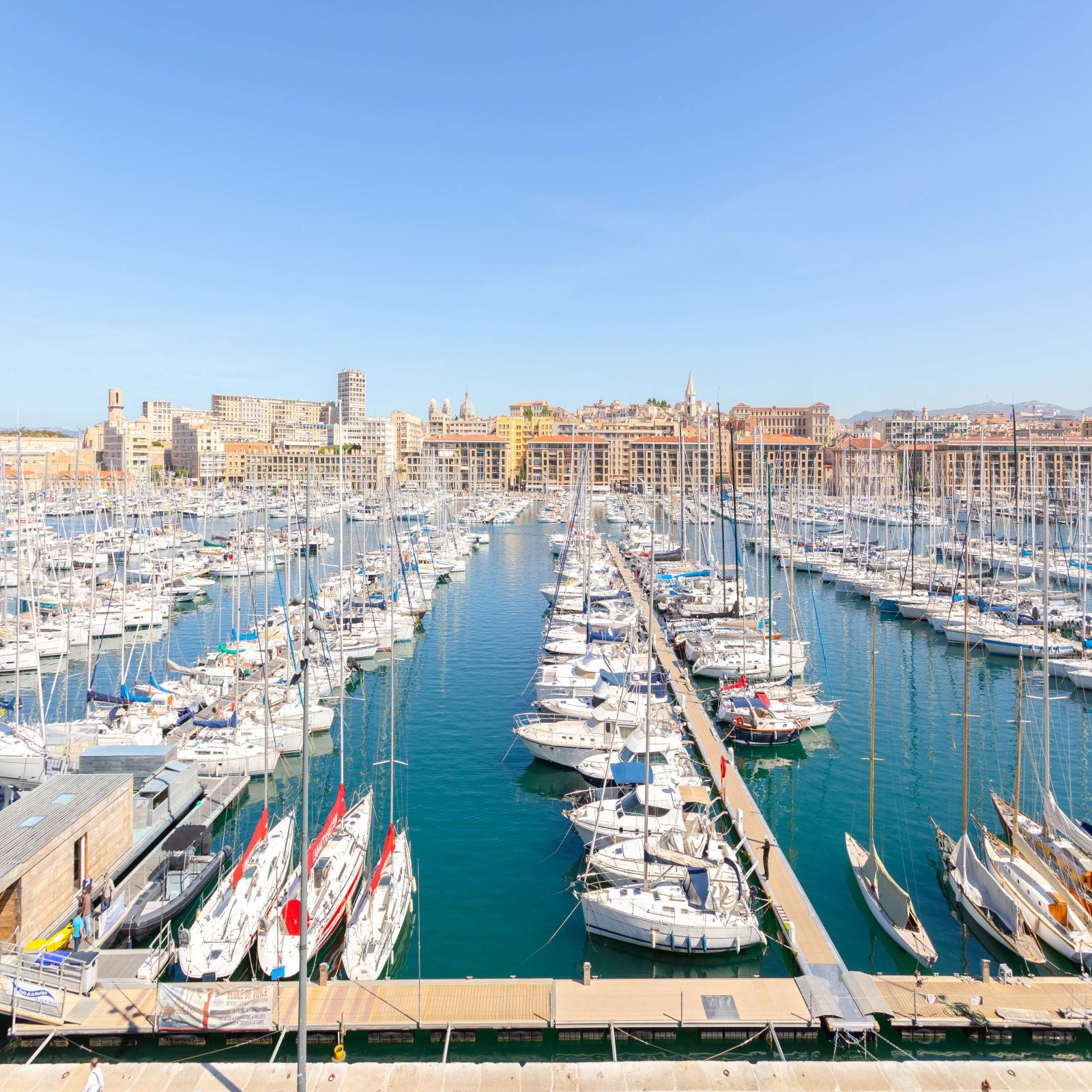 Image_1, Appartement, Marseille, ref :202108194